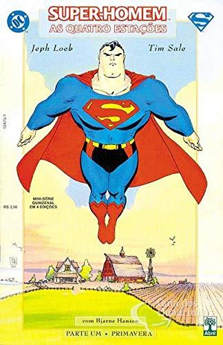 Super-Homem: As Quatro Estações - 4 volumes