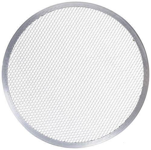 Garcia de Pou Pizza Ring, 33cm, Aluminium, Silber, 30x 30x 30cm
