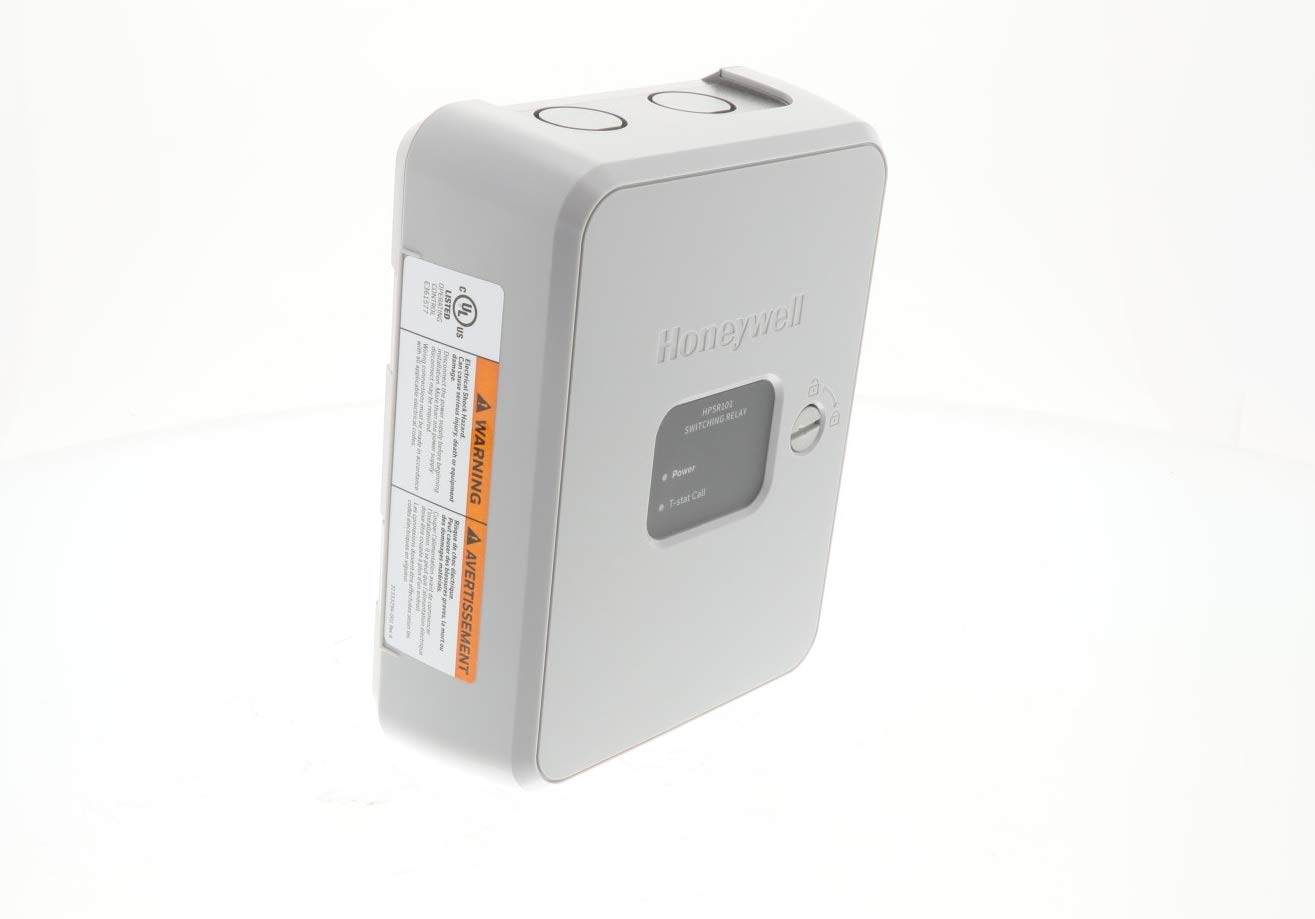 Honeywell HPSR101 Single Relay Year-end annual account Many popular brands Switching Zone