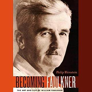 Becoming Faulkner cover art
