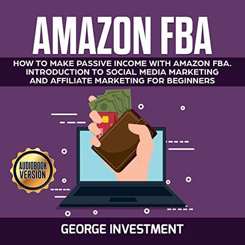 Amazon FBA audiobook cover art