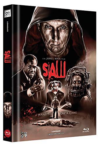 Saw - Mediabook - Limited Edition [Blu-ray]
