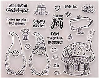 GIMITSUI Store Clear Stamp Diary Book Paper Craft Maker (Christmas)