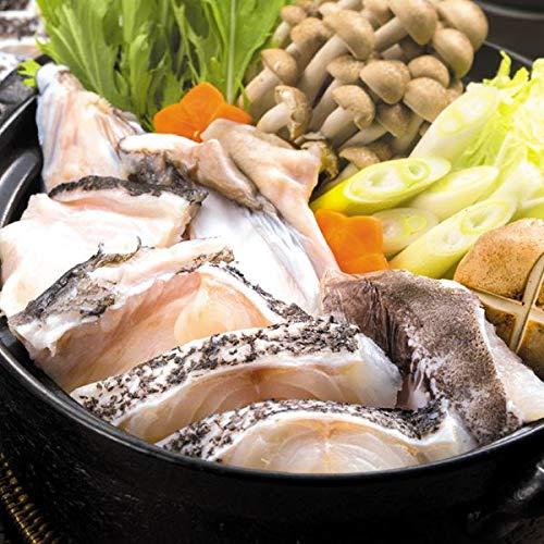 国華園 食品 国産 本クエ鍋セット 1組