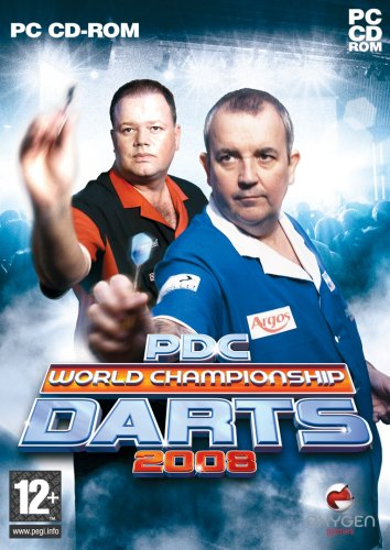 PDC World Championship Darts 2008 [UK Import]