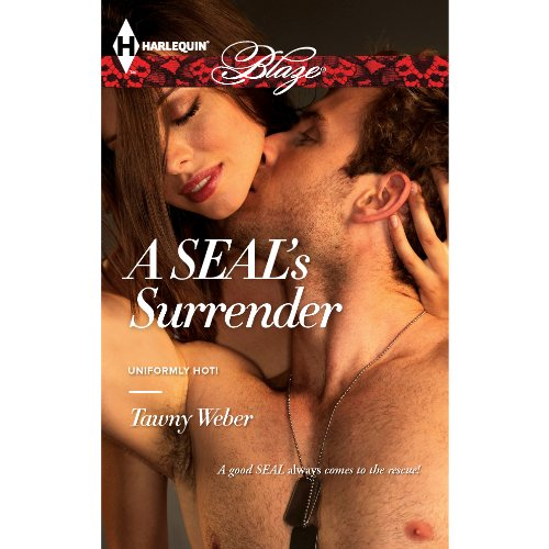 A SEAL's Surrender audiobook cover art