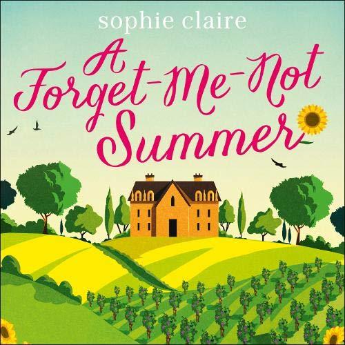Couverture de A Forget-Me-Not Summer