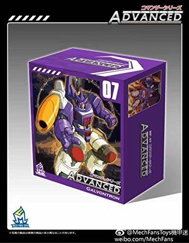 ILTOYS Transformers Mech Fans Toys MFT MF-07 Advanced Galvontron