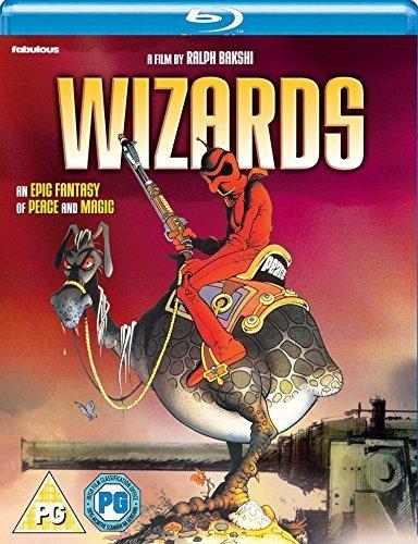 Wizards [Blu-ray] [UK Import]