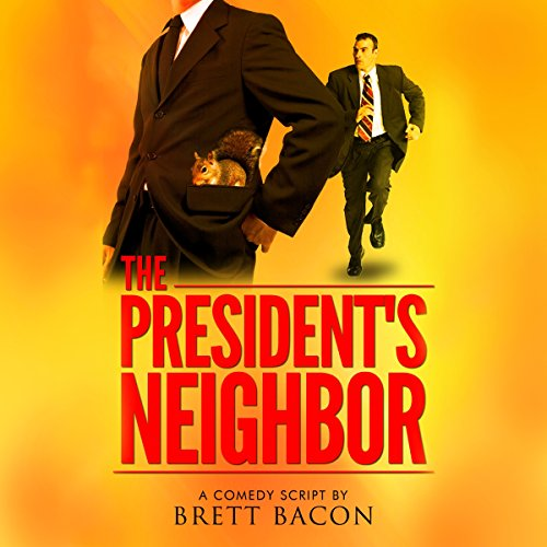 The President's Neighbor audiobook cover art
