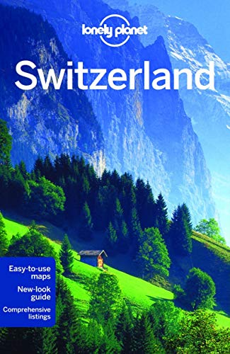 Switzerland 8 (Country Regional Guides) [Idioma Inglés]