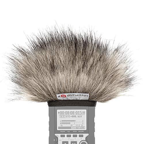 Gutmann Mikrofon Windschutz für Zoom Q3 HD Premium Edition Lynx mit Innenfutter