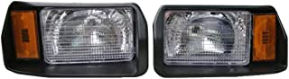Dr.Acces Club Car DS Factory Size & Fit Passenger & Driver Headlights 101988002 101988001
