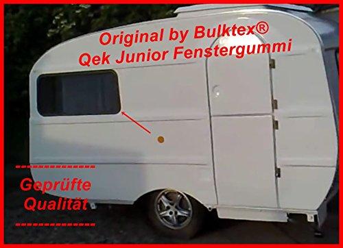 Scheibengummi Links Original Bulktex® Qek Qeck Junior Wohnwagen Camping Fenster Scheiben Gummi Neu