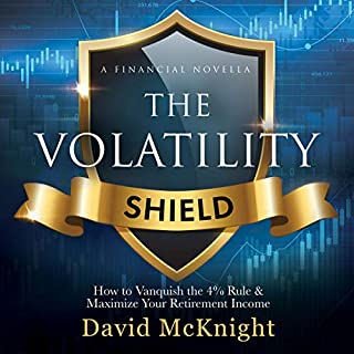 The Volatility Shield: How to Vanquish the 4% Rule & Maximize Your Retirement Income audiobook cover art