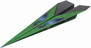 紙飛行機専用紙 ハイタカソニック(グリーン)