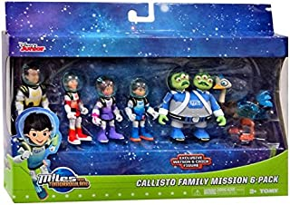 Tomy Miles from Tomorrowland Callisto Family Mission L86115 Action Figure