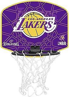 Spalding Basketball Team L.A. Lakers - Pelota de Baloncesto, Color, Talla