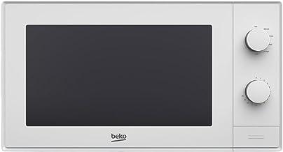 Beko MOC20100W Encimera 20L 700W - Microondas (Encimera, 20 L, 700 W, Giratorio, 452 mm, 325 mm)