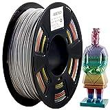 Filamento PLA 1,75 mm, filamento gradiente de purpurina, filamento de GEEETECH para impresora 3D, 1 kg