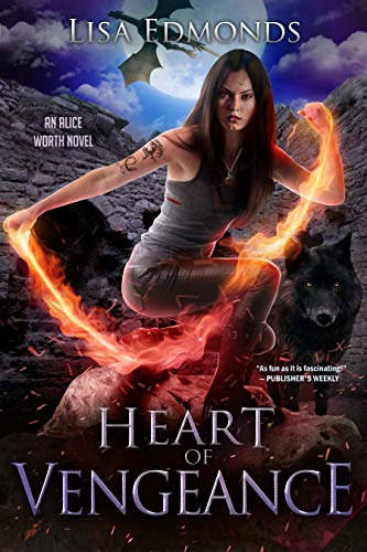 Heart of Vengeance (Alice Worth Book 6) cover image