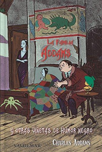 La Familia Addams: Y otras viñetas de humor negro: 66 (Grangaznate)