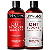 Best Dht Shampoos - Shiny Leaf DHT Blocker Shampoo and Conditioner Active Review