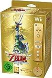 The Legend of Zelda - Skyward Sword + Manette Wii Plus dorée - édition limitée