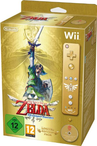 The Legend of Zelda: Skyward Sword - Limited Edition