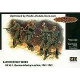 Toys 4 U 7777 Frontier Fight German Infantry 1/35 Master Box 3522 /Item# G4W8B-48Q18356