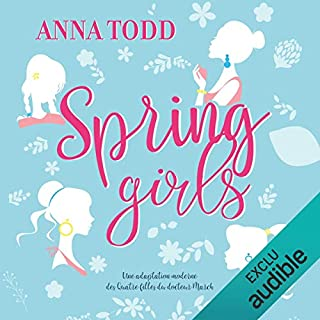 Couverture de Spring Girls