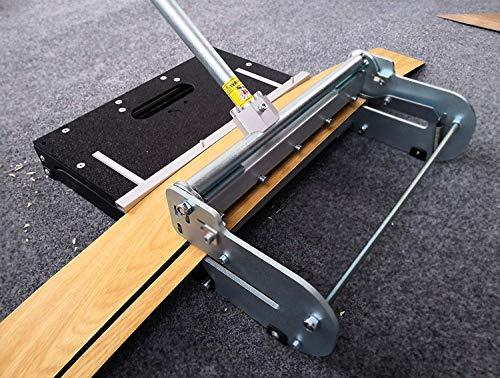 """MantisTol 13"""" Pro Vinyl floor cutter LVT-330 for VCT,LVT, PVC, LVP, Vinyl Wood Flooring. Better than 12-In Vinyl Tile Cutter."""