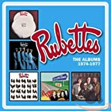 Songtexte von The Rubettes - The Albums 1974–1977