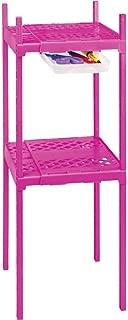 Its Academic Adjustable Double Locker Shelf - Pink
