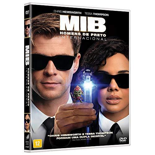 MIB Homens de Preto Internacional [DVD]