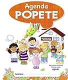 Agenda Diario Popete. 1º Ciclo Educación Infantil - 9788498777635
