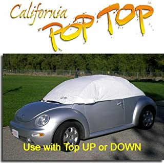 C20 - California PopTop Interior Cover compatible with 1997-2019 VW Beetle, (hardtop or convertible) use with top up or down
