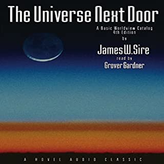 Universe Next Door audiobook cover art