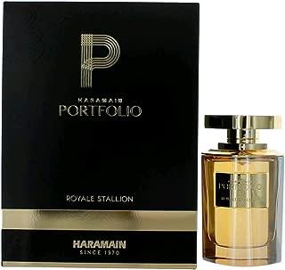Haramain PORTFOLIO ROYAL STALLION 2.5oz(75ml) Eau de Parfum spray for Men