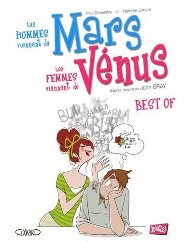Les hommes viennent de Mars les femmes viennent de Vénus : Best of : 48h BD 2015