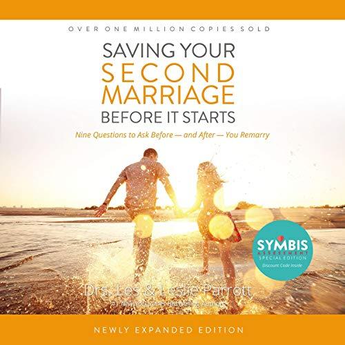 Saving Your Second Marriage Before It Starts Audiobook By Les Parrott,                                                                                        Leslie Parrott cover art