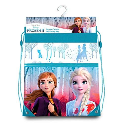 Lively Moments Frozen Turnbeutel / Sportbeutel Die Eiskönigin 2 Sportbeutel mit Anna und ELSA