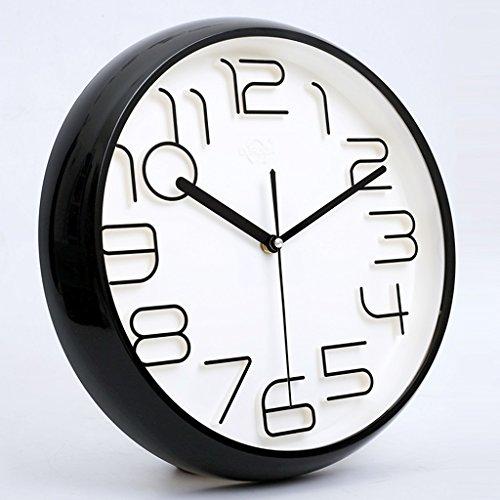 Personnalité Mode Horloge murale Salle de séjour Chambre Creative Table (Couleur : # 2, taille : 35cm)
