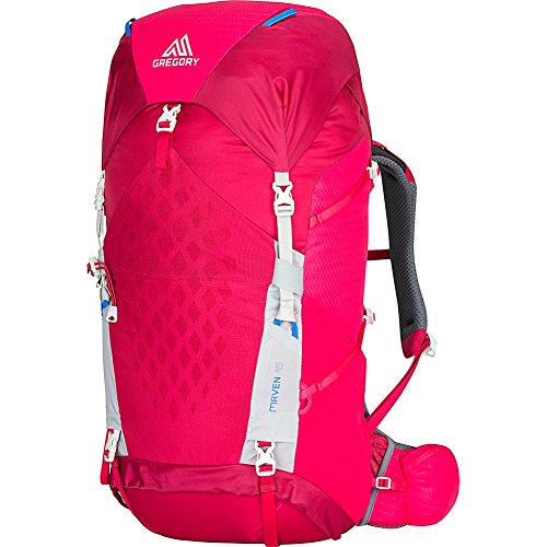 Gregory Mountain Products Maven 45 Liter Women's Backpack, Phoenix Red, Extra Small/Small