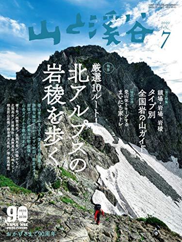 山と溪谷 2020年 7月号 [雑誌]