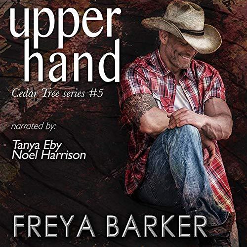 Upper Hand Audiobook By Freya Barker cover art