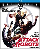 Attack of the Robots (aka Cartes Sur Table) [Blu-ray]