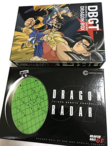 DRAGON BALL GT DVD BOX DBGT [Japan Import]