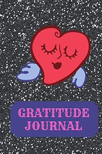 Gratitude Journal: Notebook,  Diary, Composition Book, for Young Adults and Women.