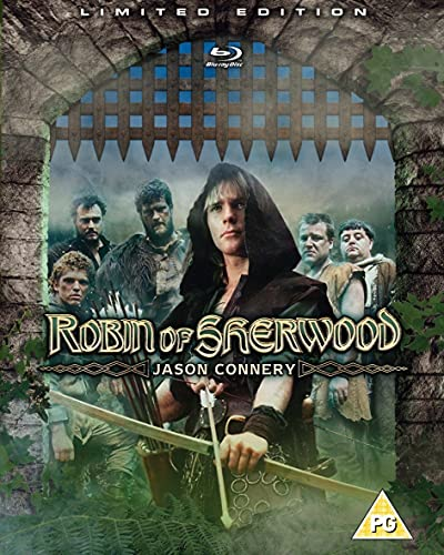 Robin of Sherwood: The Complete Series (Limited Edition) [Blu-ray]